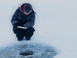 Ice Jigging - PMC Renewal