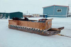 Kamotik For Travelling to Grenier Lake - PMC Renewal