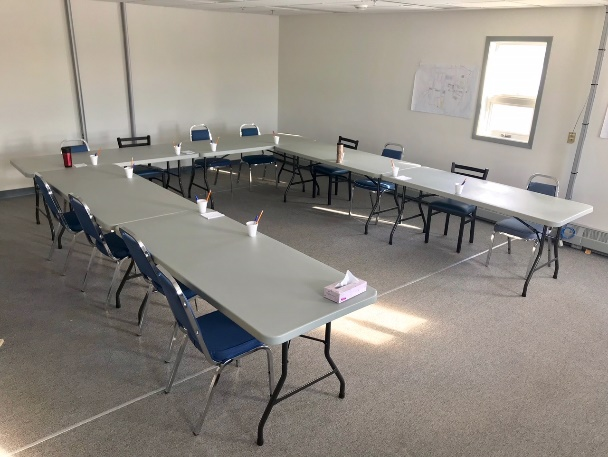 Classroom Cambridge Bay - PMC Renewal