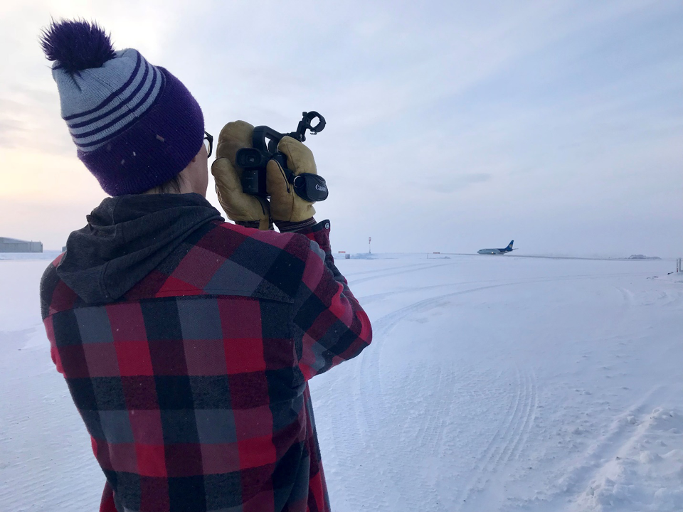 ITK Landing Cambridge Bay Airport - PMC Renewal