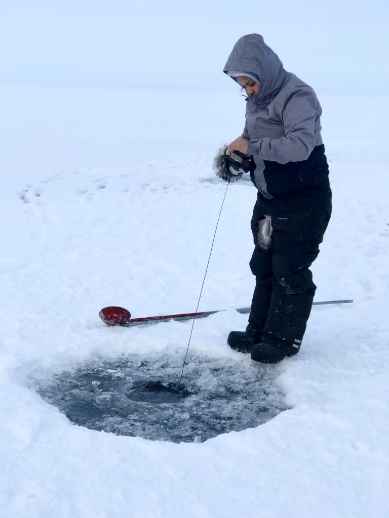 Participant Ice Fishing - PMC Renewal